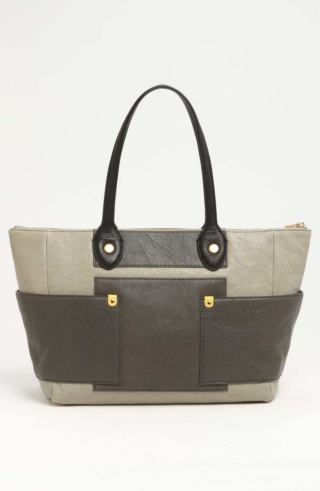 Alternate Image 3  - MARC BY MARC JACOBS 'Preppy Colorblock' Leather Tote