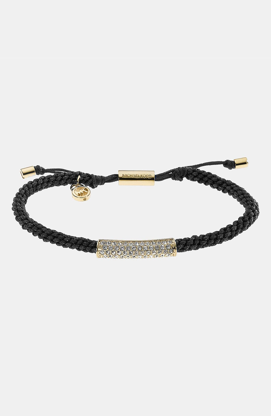 Alternate Image 1 Selected - Michael Kors 'Brilliance' Macramé Bracelet