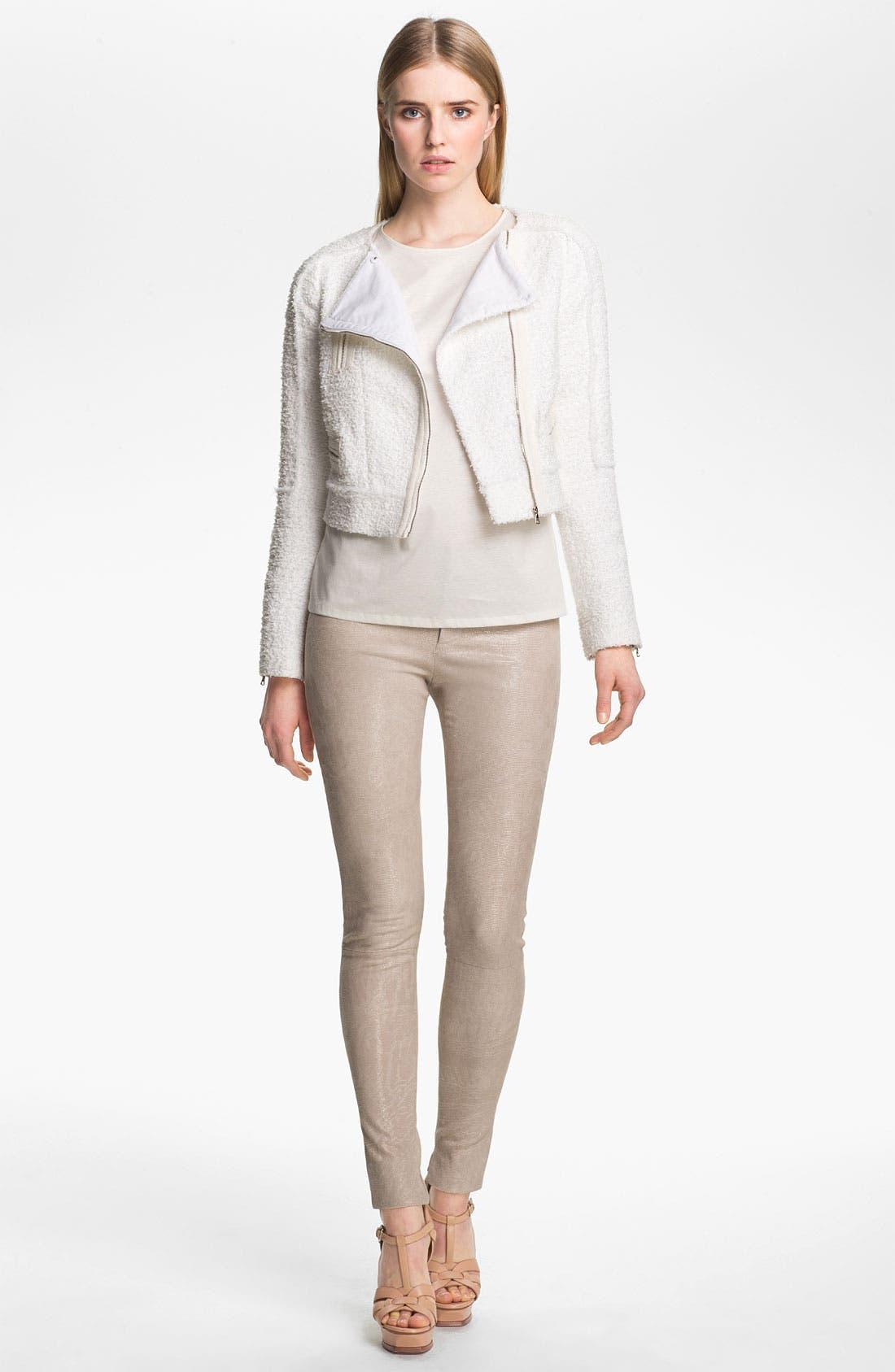 Alternate Image 2  - J Brand Ready-to-Wear 'Annette' Bouclé Jacket