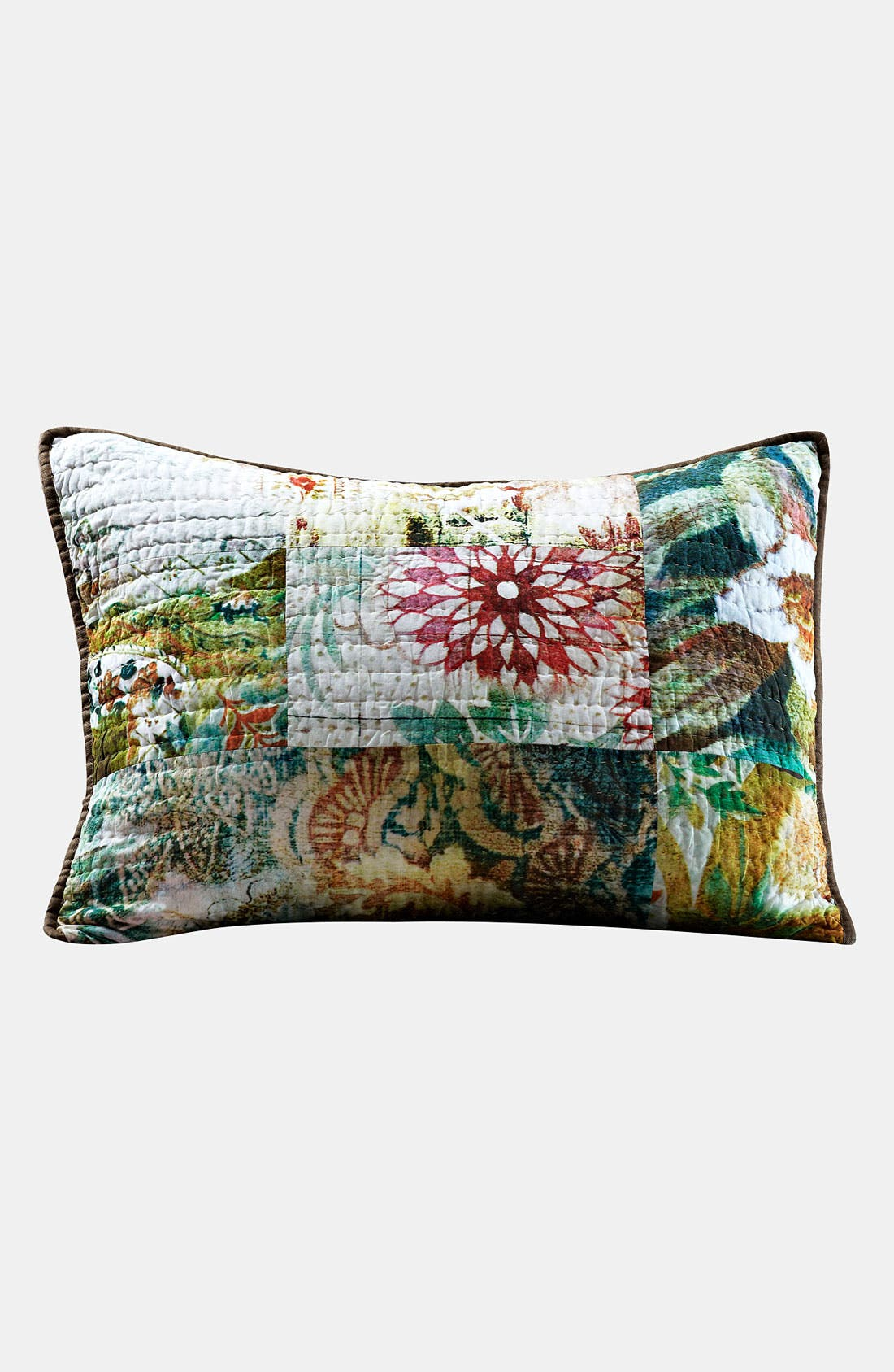 Alternate Image 1 Selected - Tracy Porter® For Poetic Wanderlust® 'Michaila' Patchwork Pillow Sham