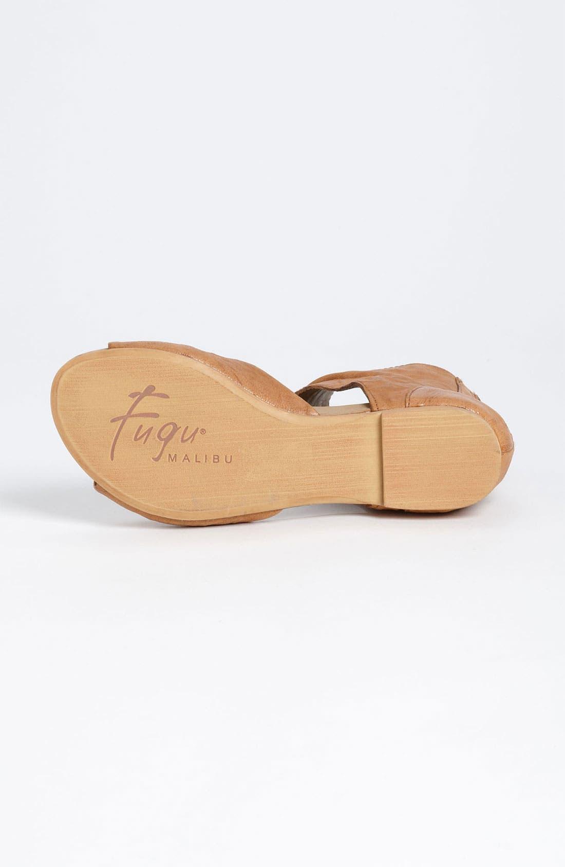 Alternate Image 4  - Fugu Malibu 'Tickle' Sandal