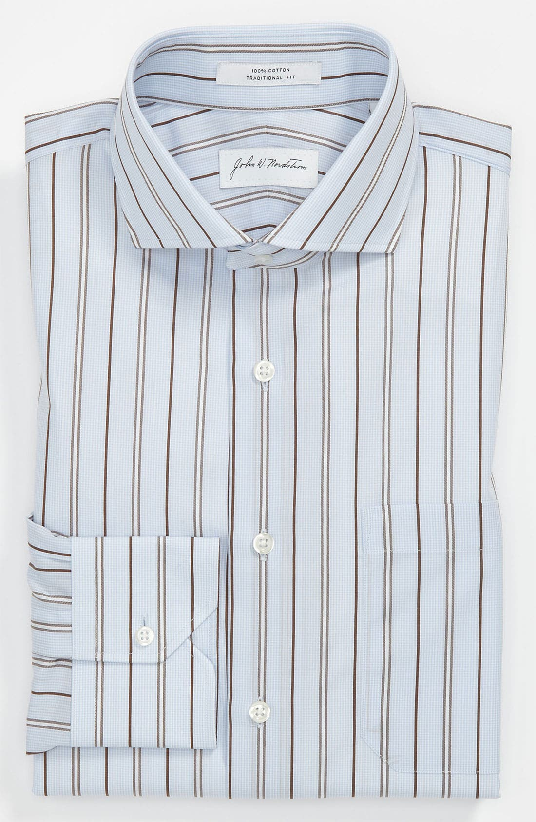 Alternate Image 1 Selected - John W. Nordstrom® Traditional Fit Dress Shirt