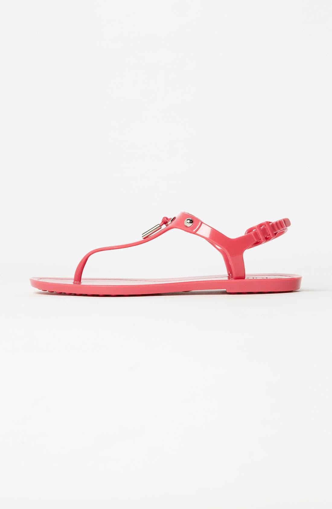 Alternate Image 4  - Tod's Jelly Thong Sandal