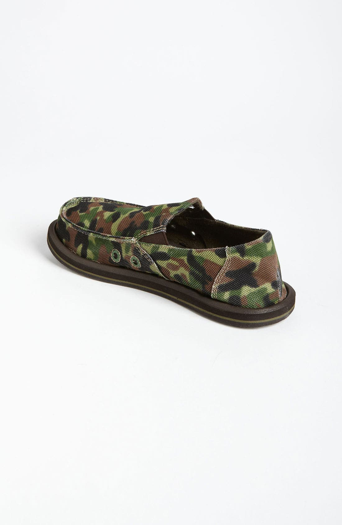 Alternate Image 2  - Sanuk 'Army Brat' Slip-On (Toddler, Little Kid & Big Kid)