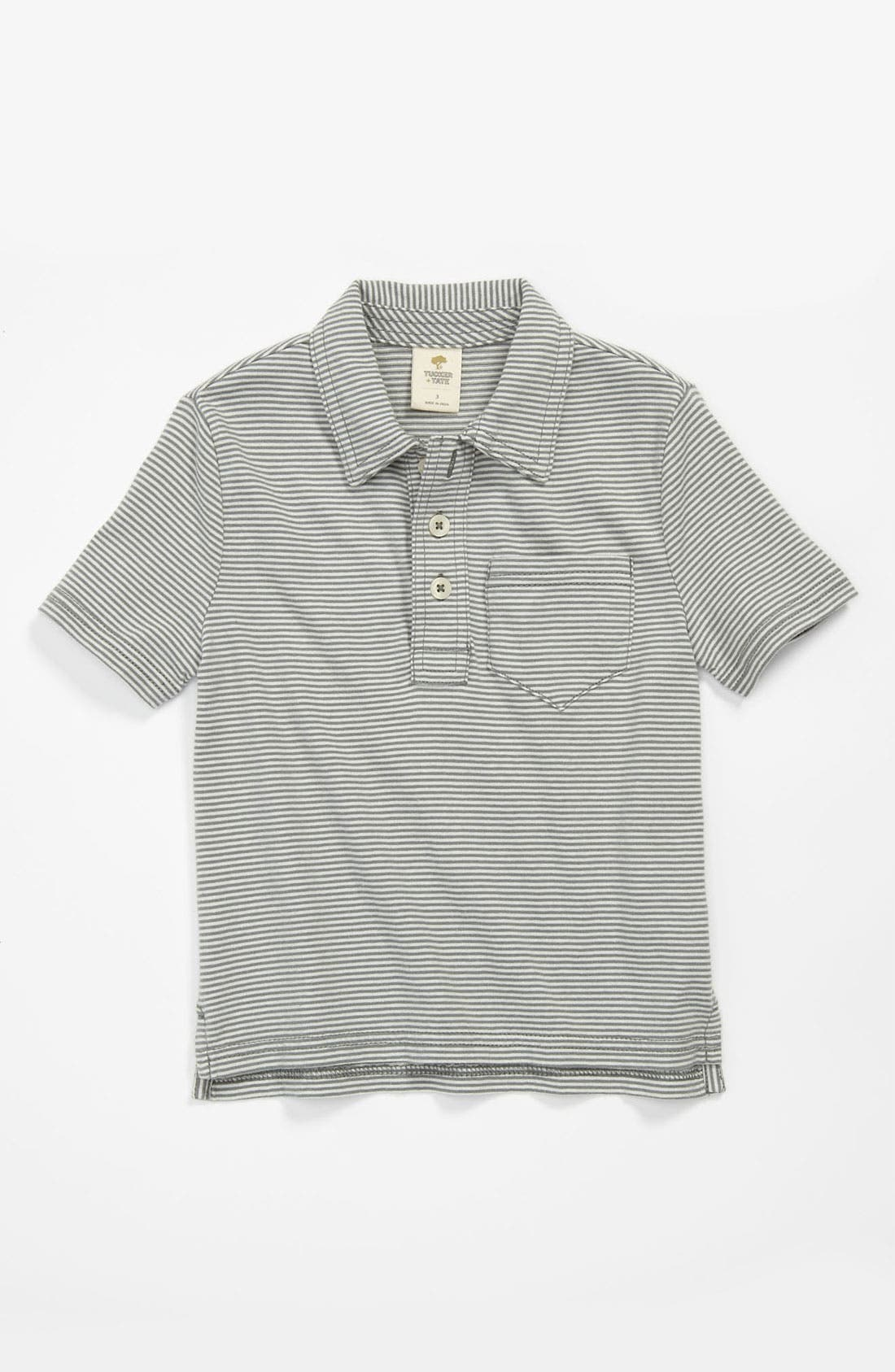 Main Image - Tucker + Tate 'Russell' Polo (Toddler)