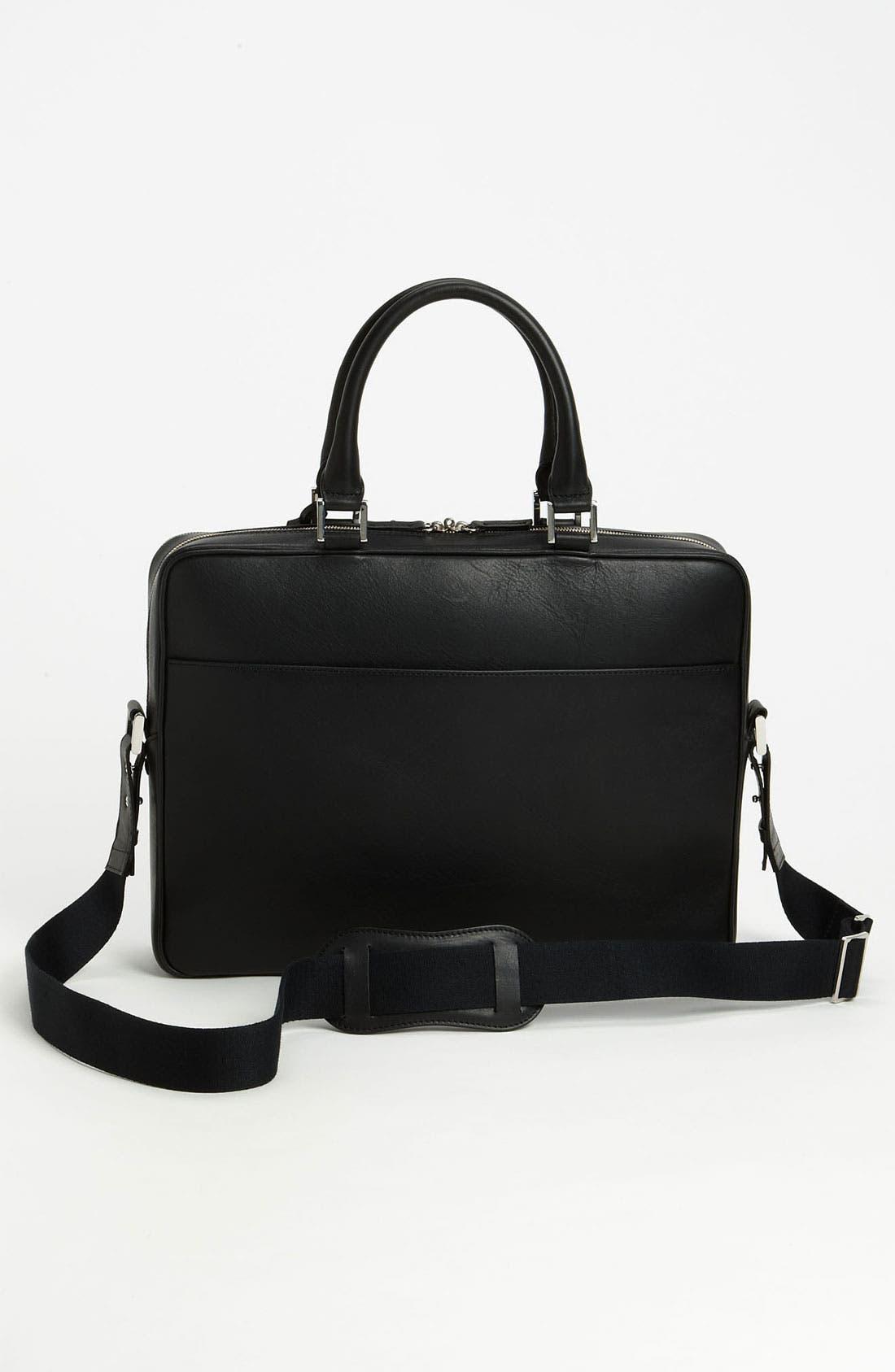 Alternate Image 2  - WANT Les Essentiels de la Vie 'Trudeay' Leather Briefcase