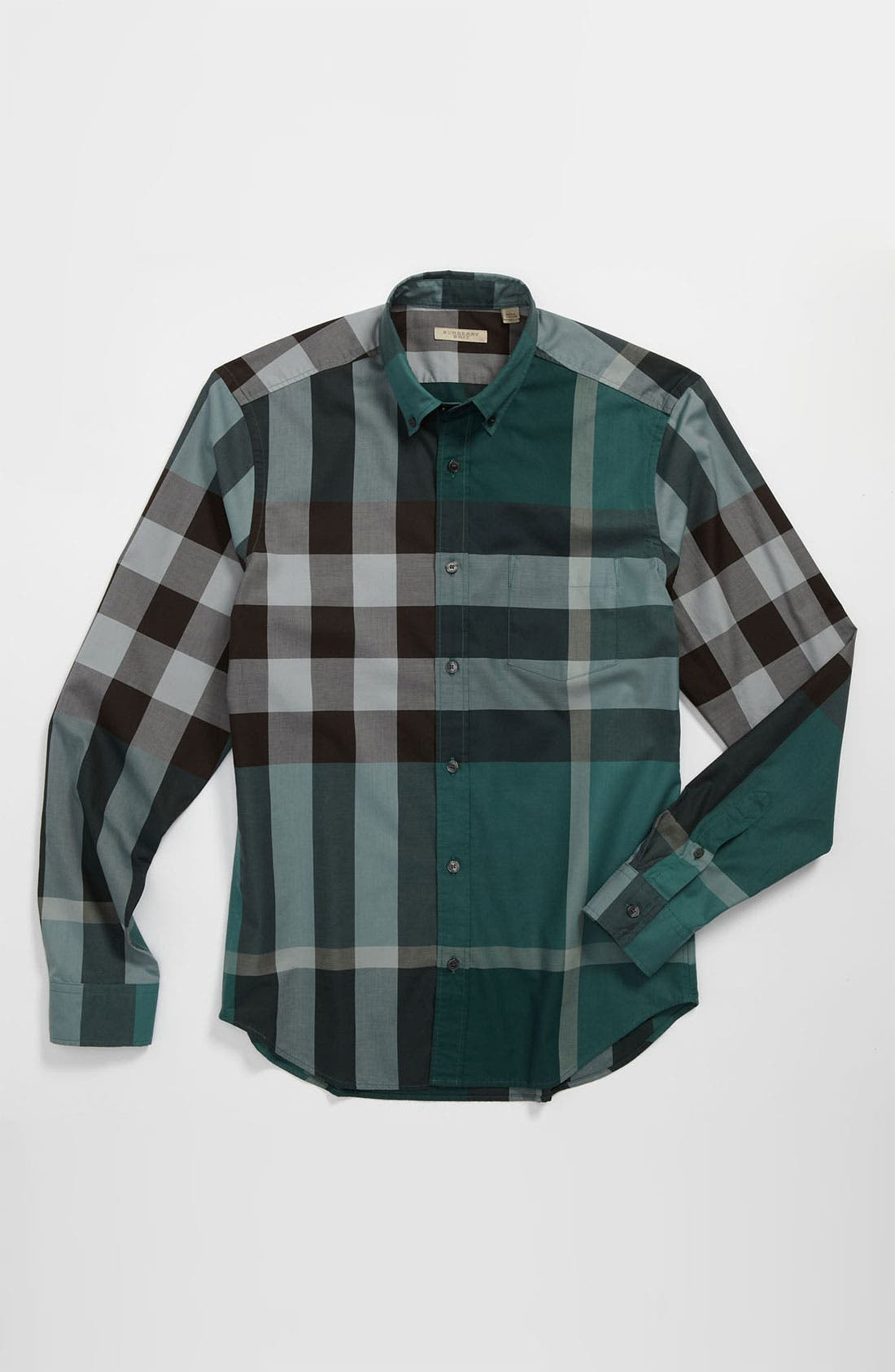 Alternate Image 4  - Burberry Brit 'Fred' Sport Shirt