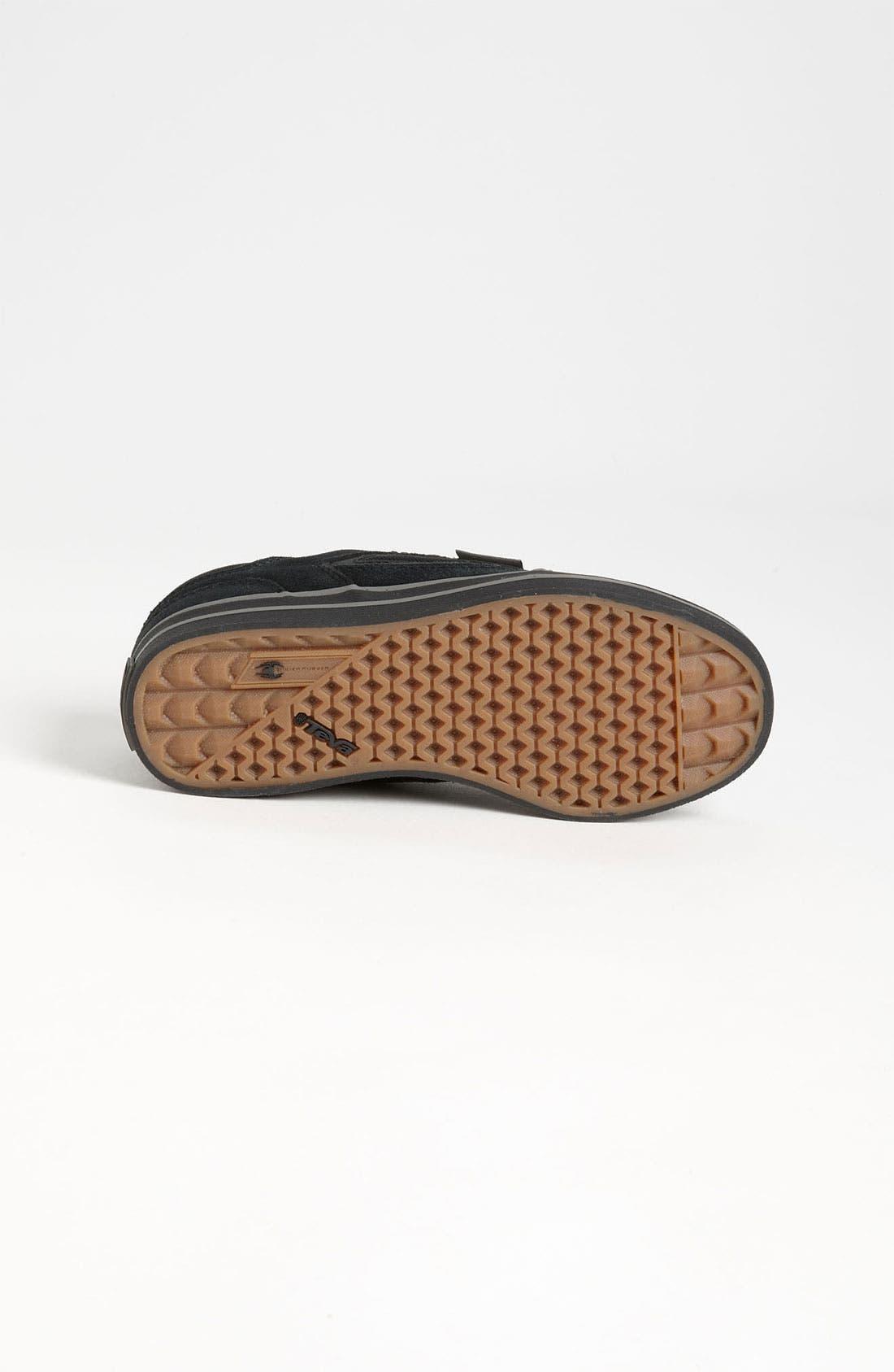 Alternate Image 4  - Teva 'Crank J' Sneaker (Little Kid & Big Kid)