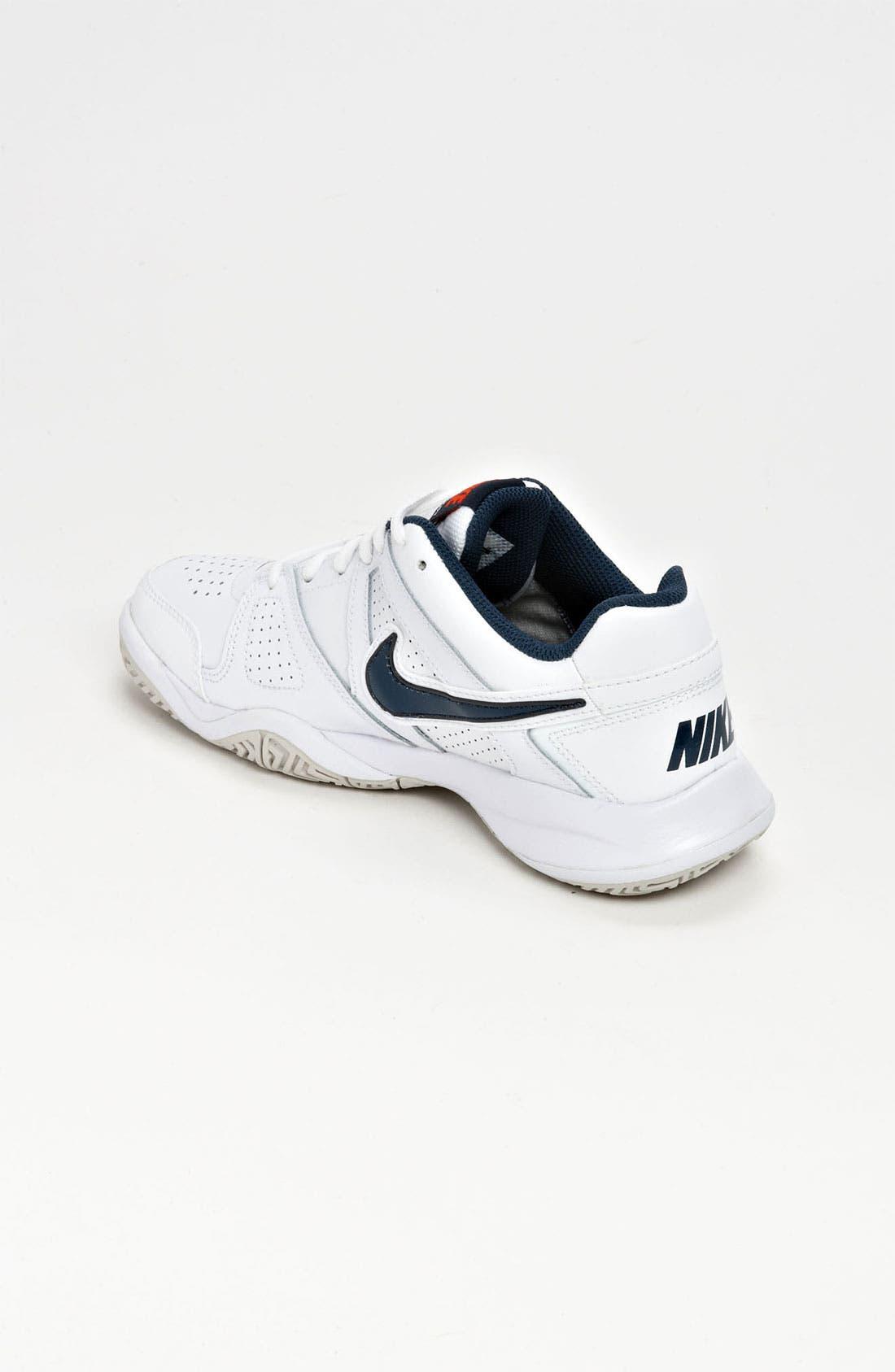 Alternate Image 2  - Nike 'City Court 7' Tennis Shoe (Big Kid)