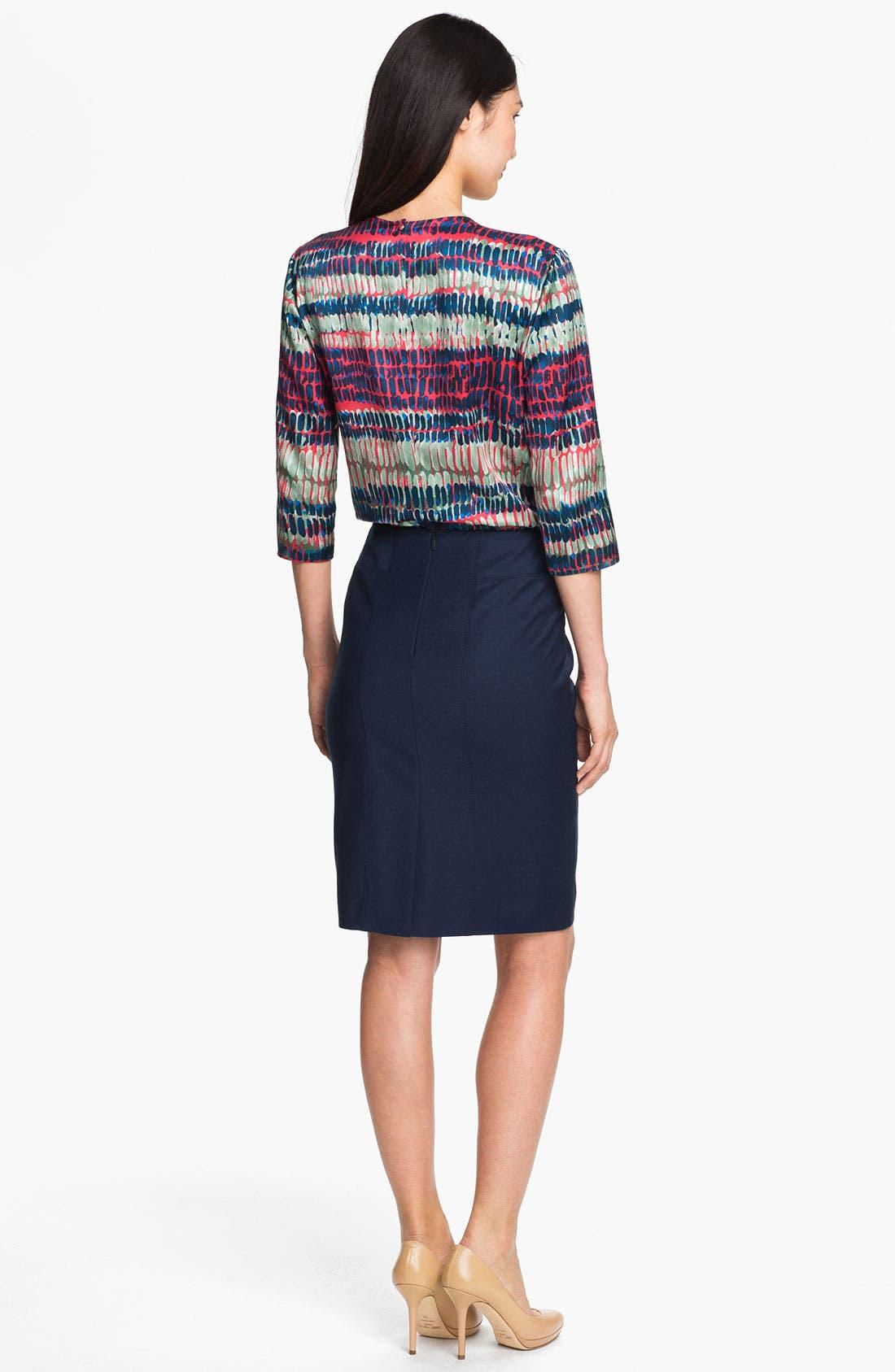 Alternate Image 5  - BOSS Black 'Vilonie' Skirt