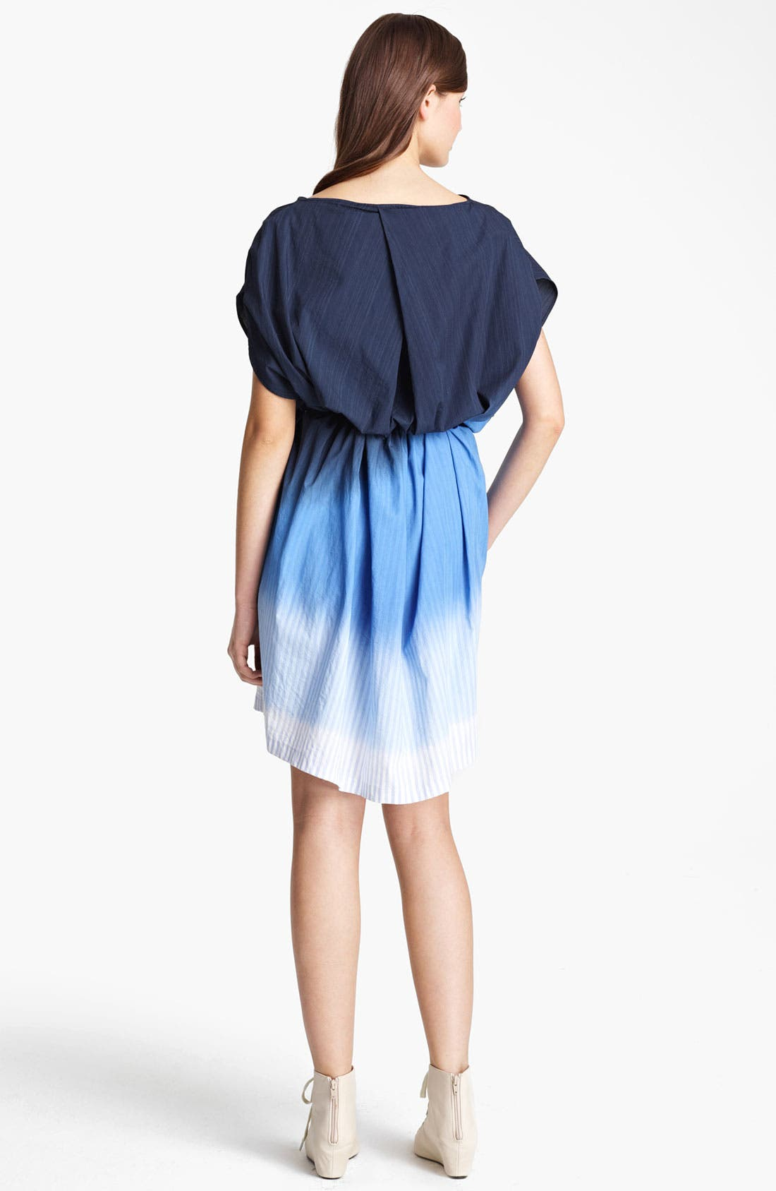 Alternate Image 2  - Band of Outsiders Dégradé Tunic Dress