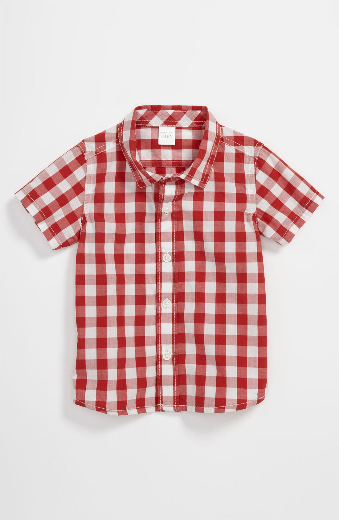 Main Image - Nordstrom Baby Woven Shirt (Infant)
