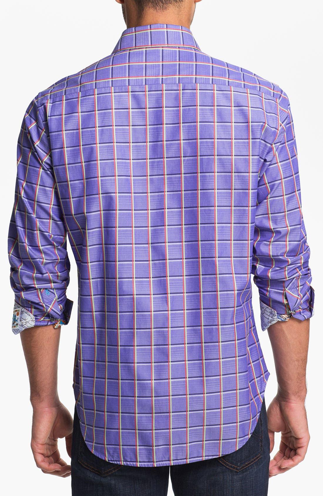 Alternate Image 3  - Robert Graham 'Even Keel' Sport Shirt