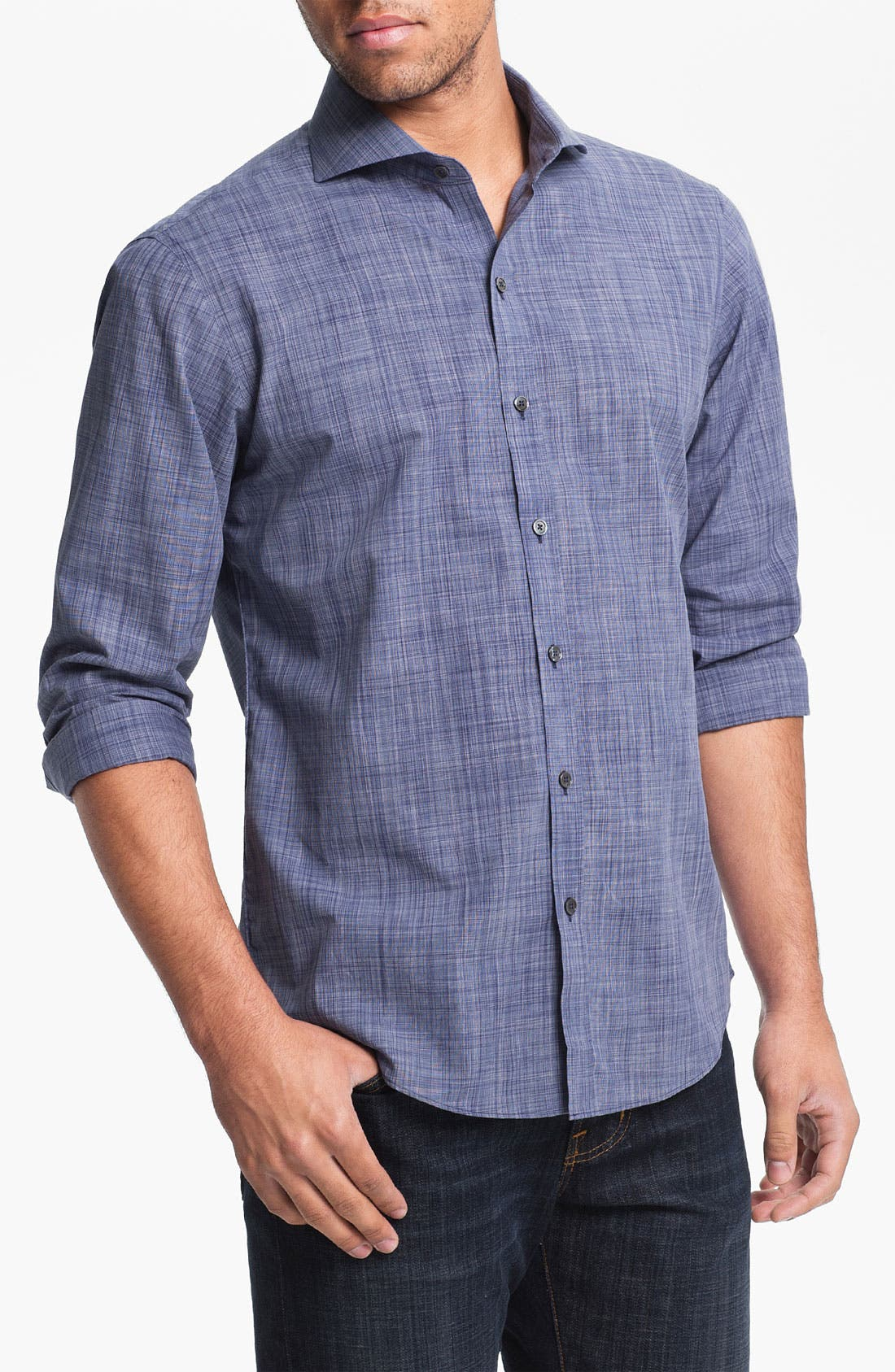 Main Image - Zachary Prell 'Young' Sport Shirt