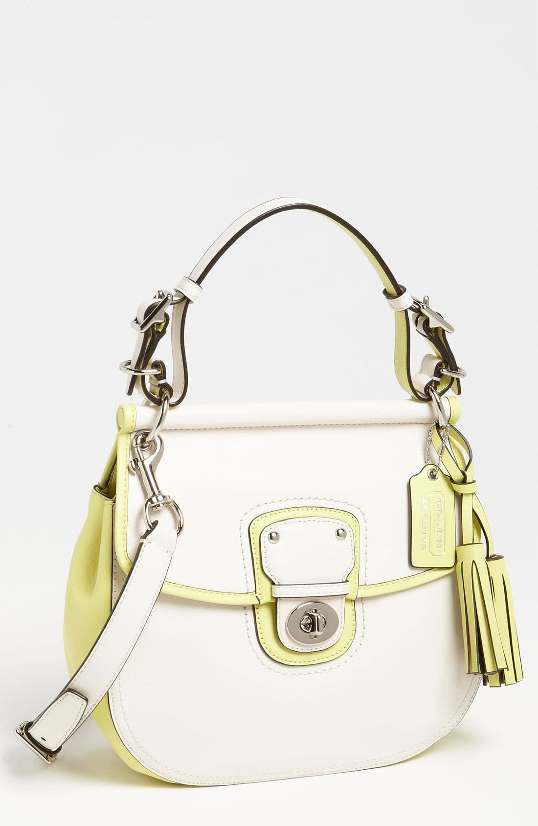 Alternate Image 1 Selected - COACH 'Legacy - Willis' Two Tone Satchel
