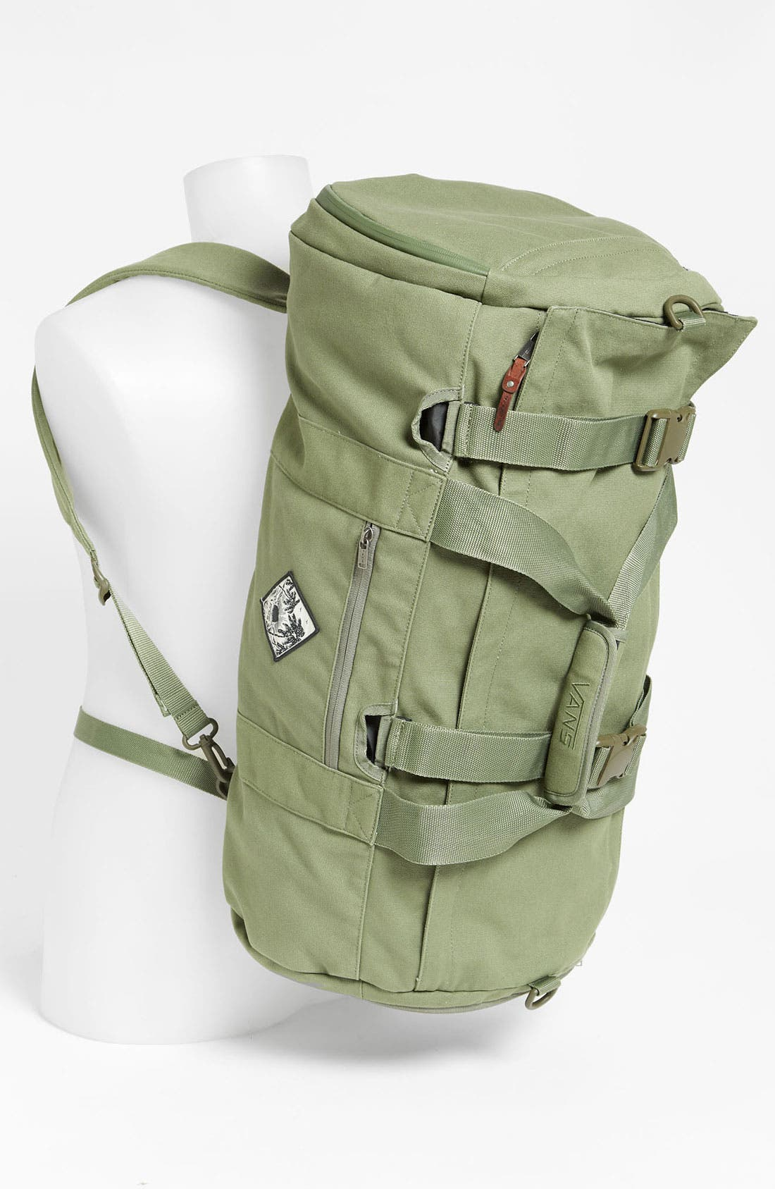 Alternate Image 3  - Vans 'Joel Tudor' Duffel Bag