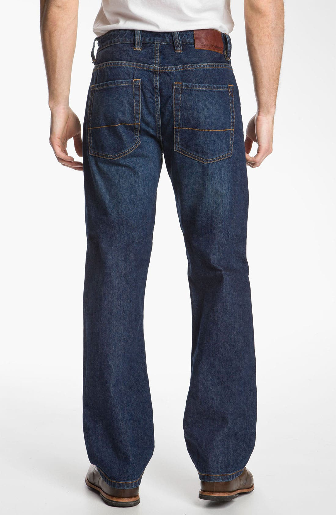 Alternate Image 2  - Tommy Bahama Denim 'Steve Standard Fit' Jeans (Resin)