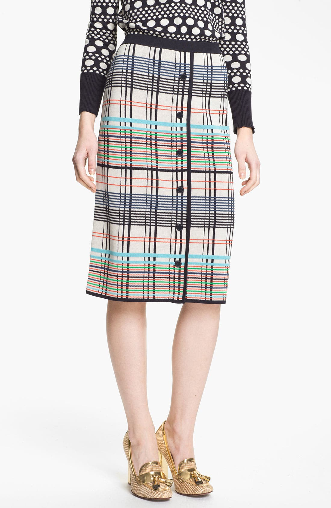 Alternate Image 1 Selected - Tory Burch 'Adalyn' Skirt