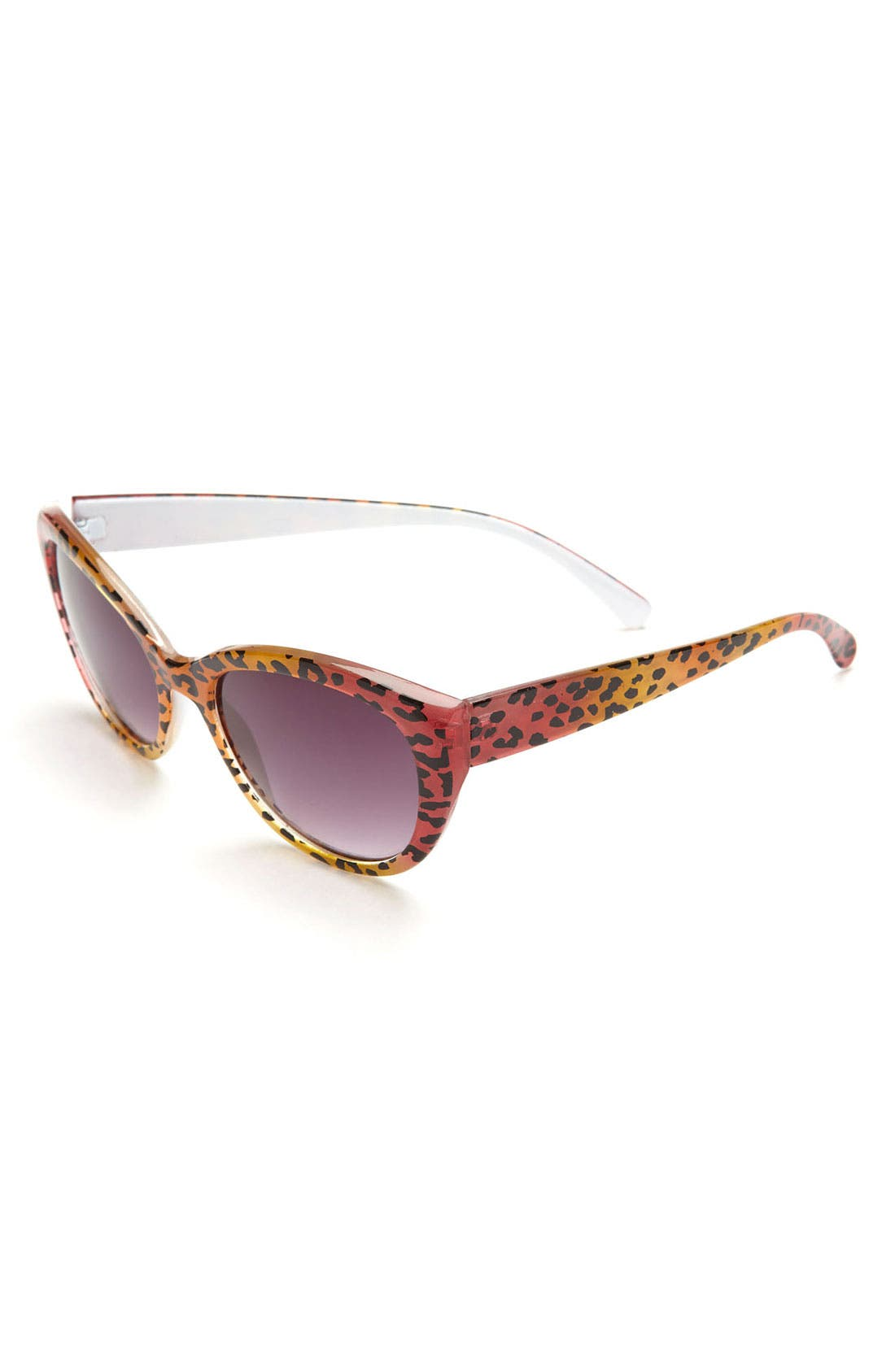Alternate Image 1 Selected - Fantas Eyes Cat's Eye Sunglasses (Girls)