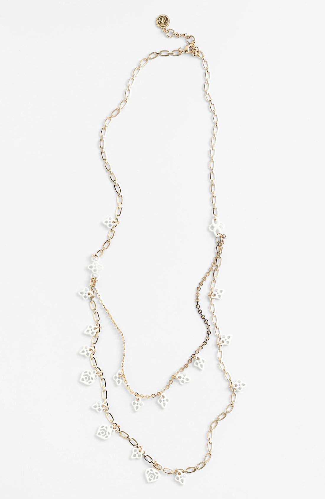 Alternate Image 1 Selected - Jessica Simpson 'Lacey' Necklace