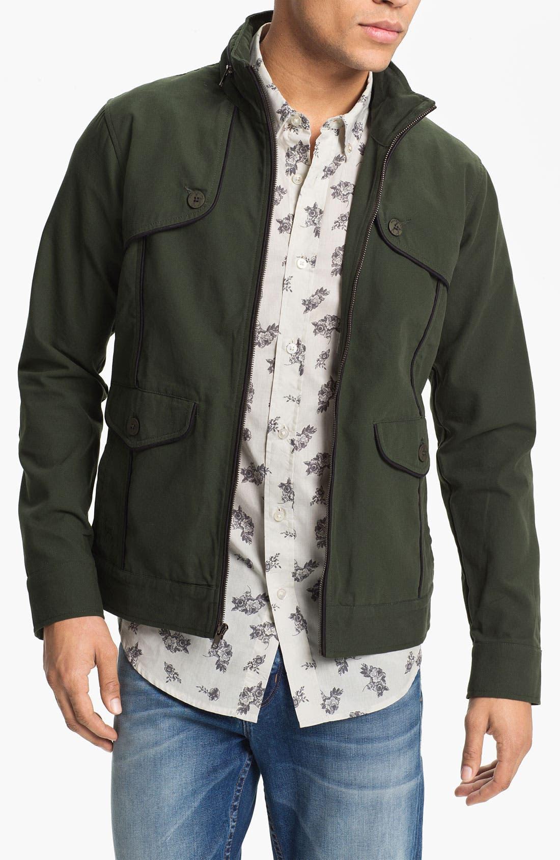 Main Image - Kane & Unke Zip Jacket
