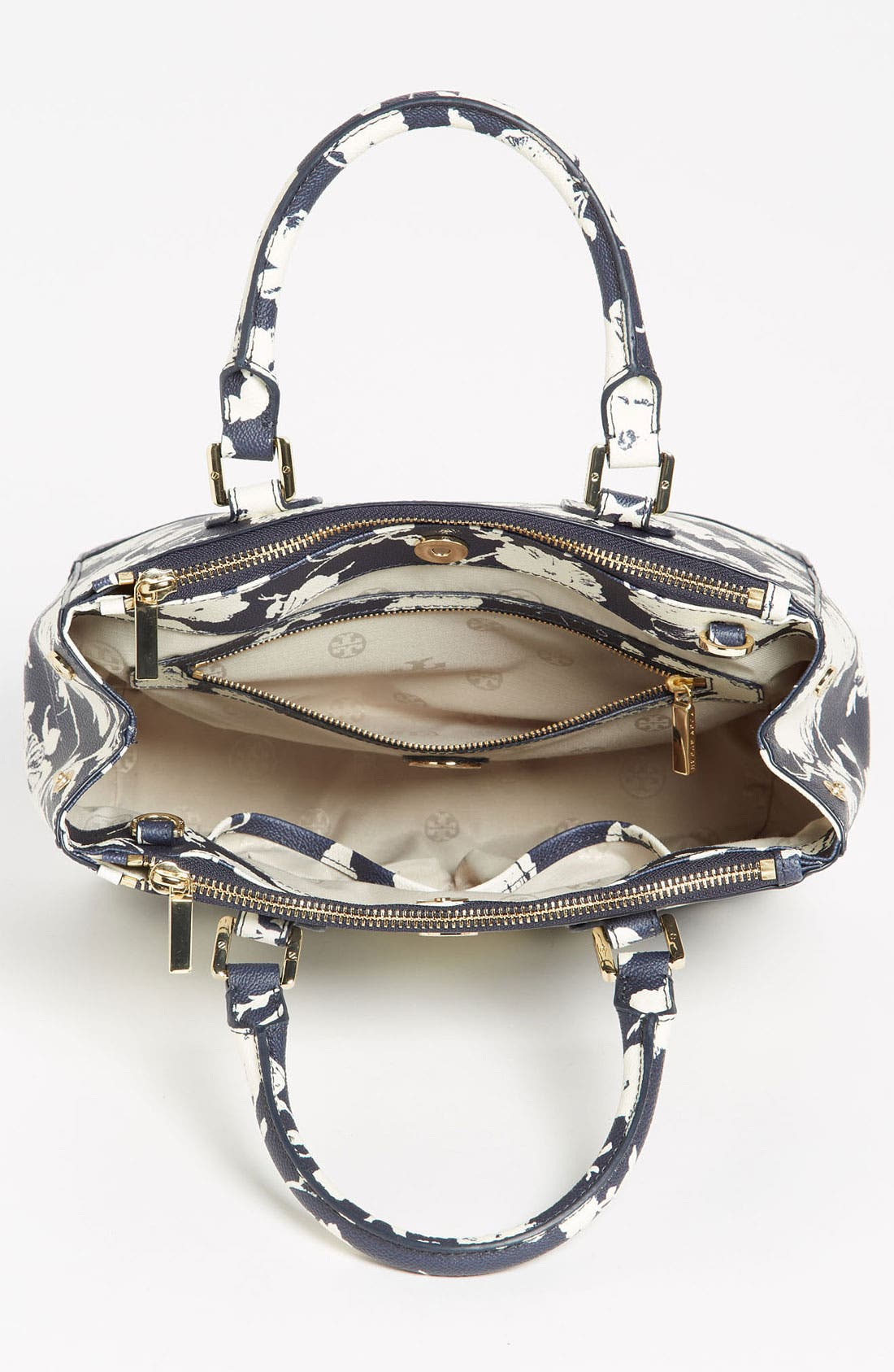 Alternate Image 3  - Tory Burch 'Robinson - Small' Double Zip Tote