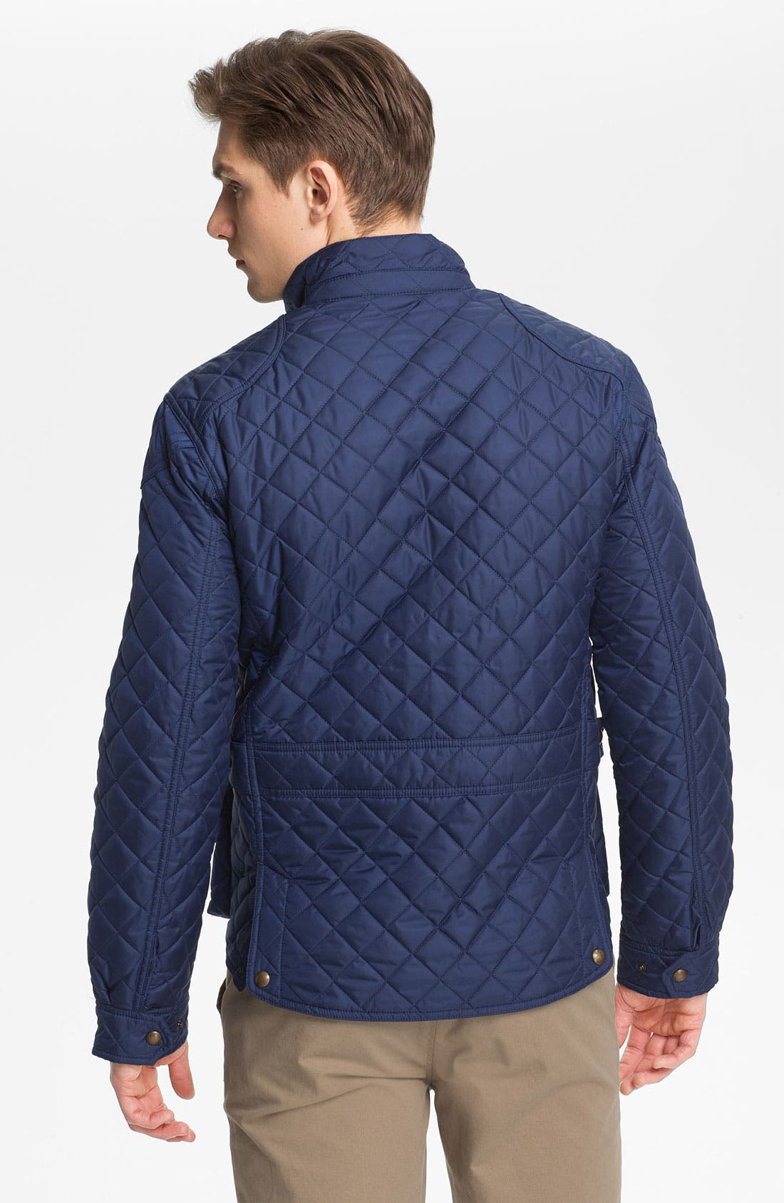 Alternate Image 2  - Polo Ralph Lauren 'Cadwell' Quilted Bomber Jacket