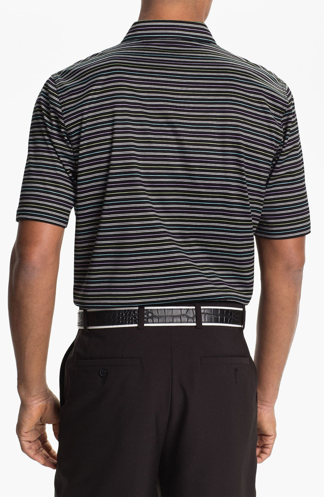Alternate Image 2  - Bobby Jones 'Tour' Stripe Polo