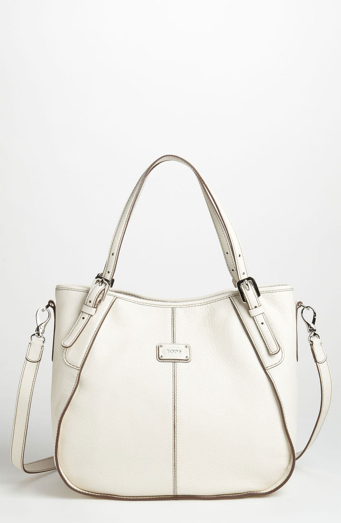 Alternate Image 1 Selected - Tod's 'New G - Small' Leather Shoulder Bag
