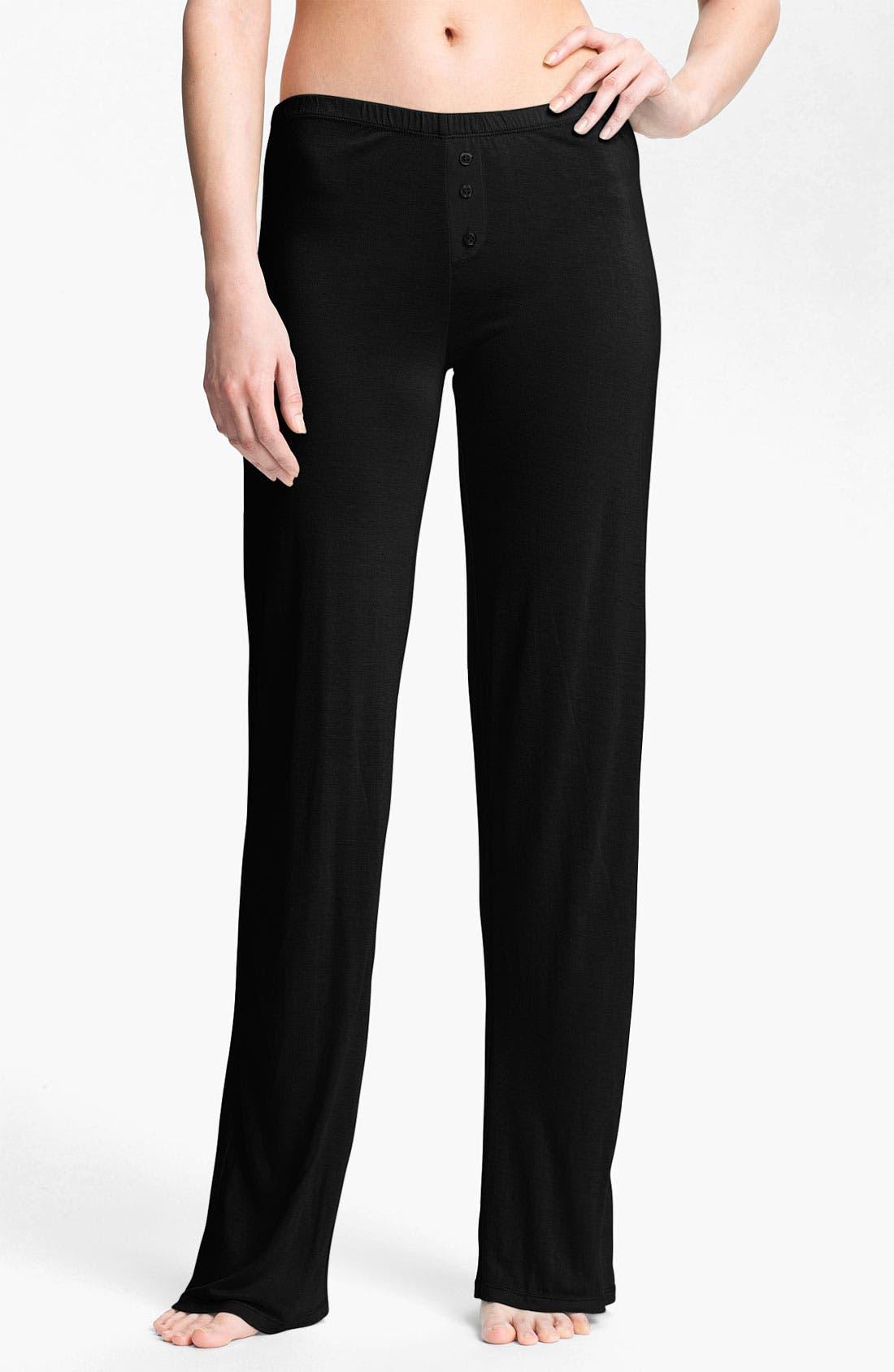 Alternate Image 1 Selected - PJ Salvage 'Rayon Basics' Pants