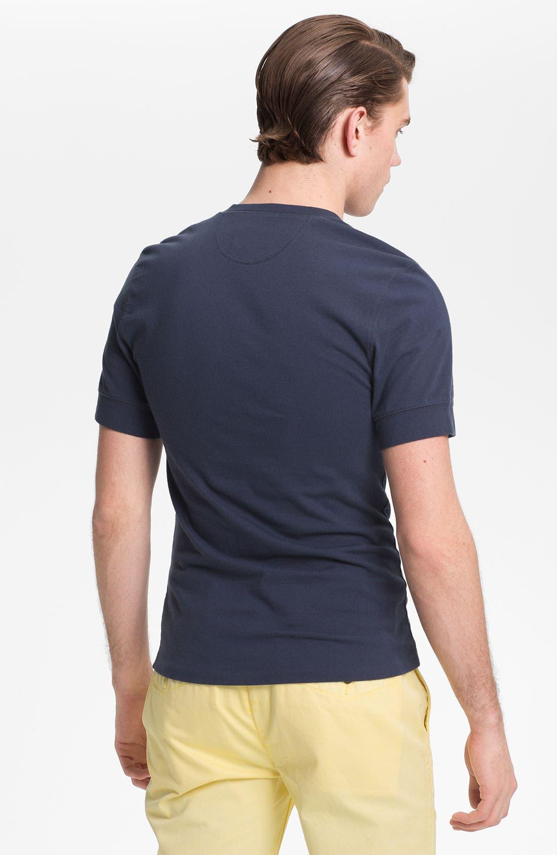 Alternate Image 2  - Jack Spade 'Nolan' Henley T-Shirt