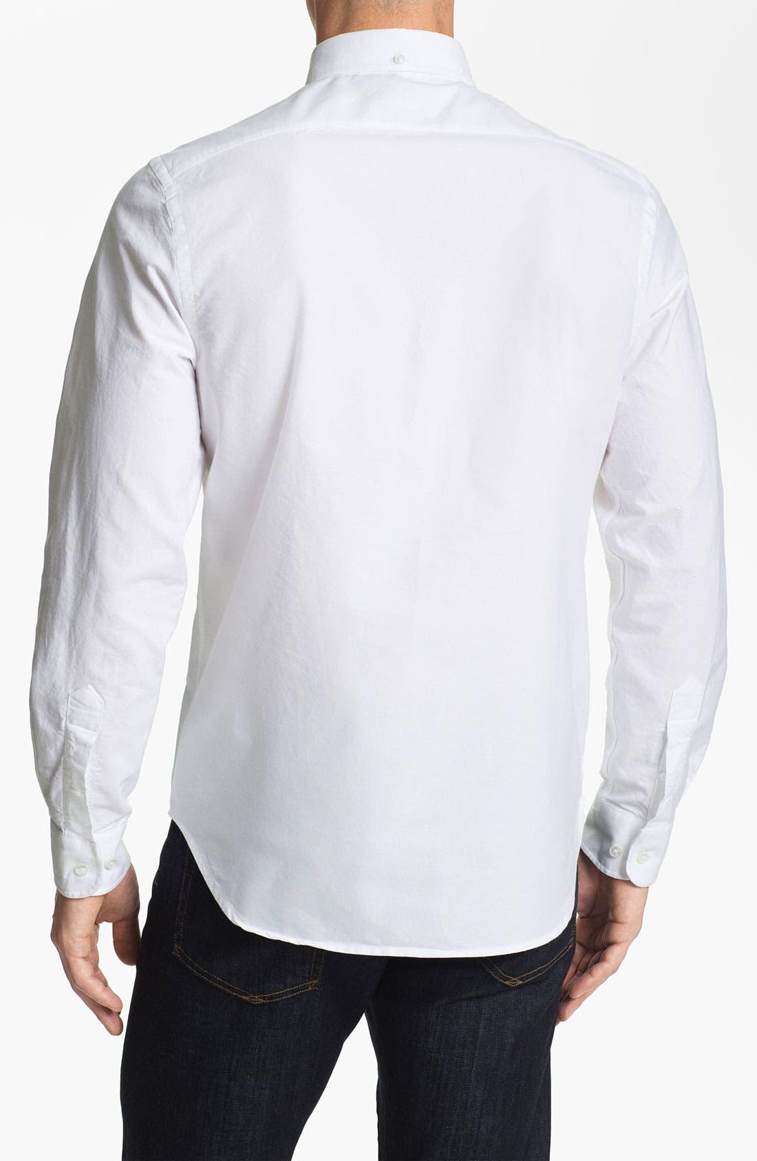 Alternate Image 2  - Bonobos Standard Fit Oxford Sport Shirt