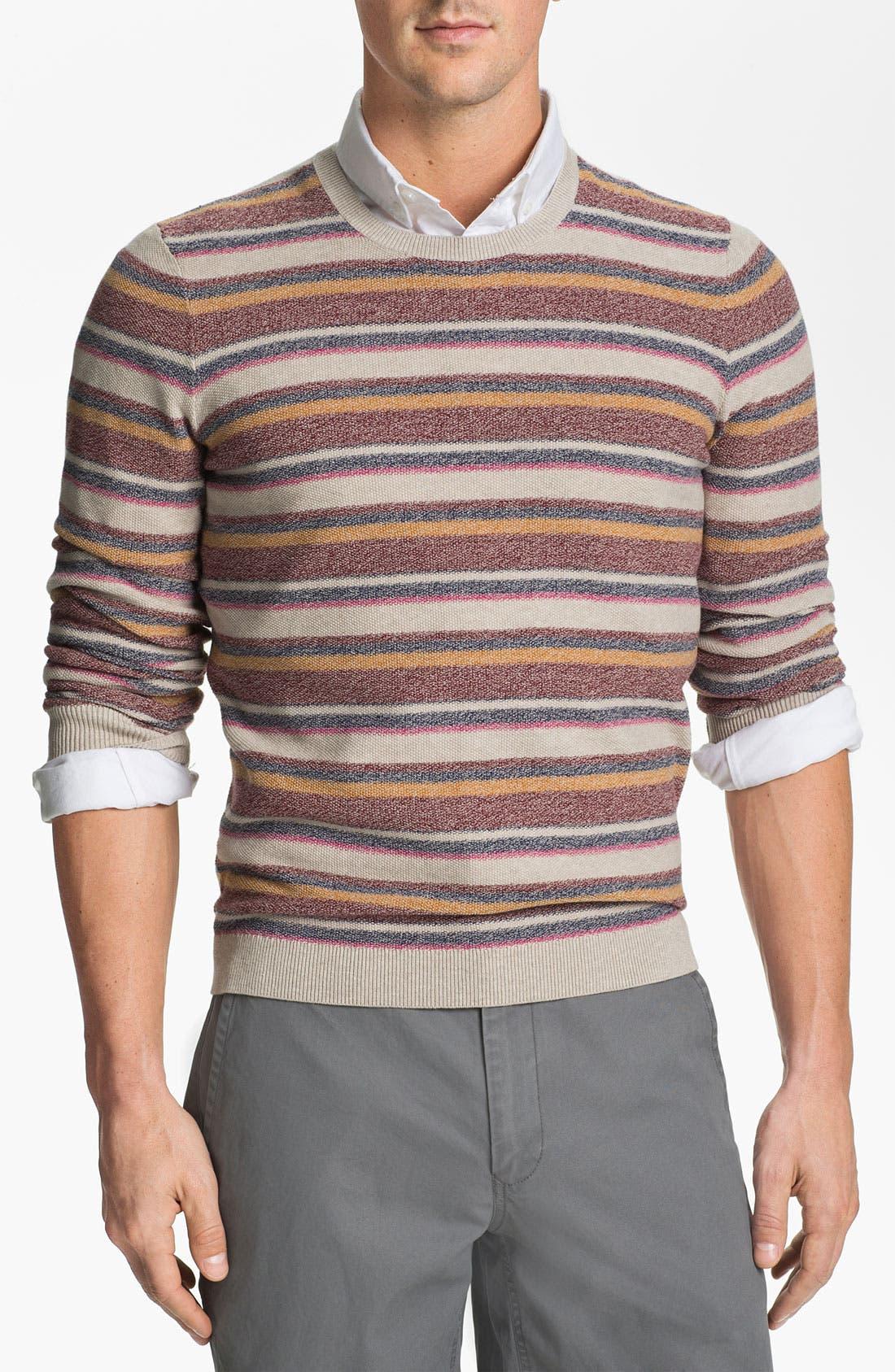 Alternate Image 1 Selected - Ted Baker London 'Dextar' Crewneck Sweater