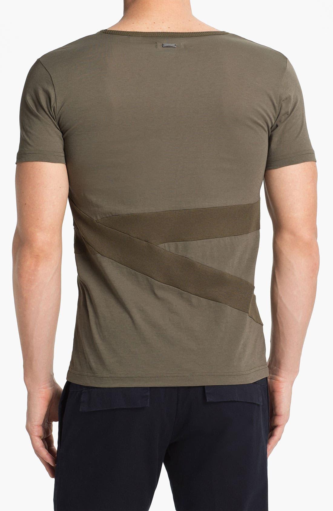 Alternate Image 2  - adidas SLVR V-Neck T-Shirt