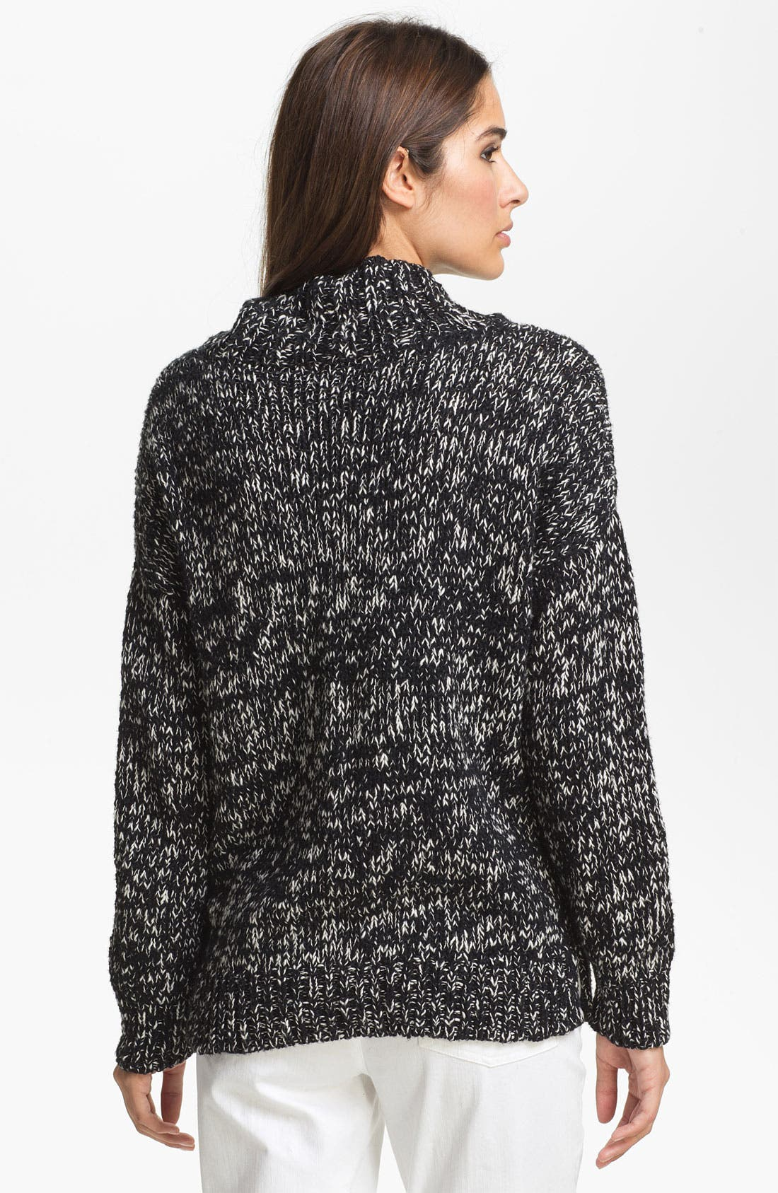 Alternate Image 2  - Eileen Fisher Mock Neck Sweater (Online Exclusive)