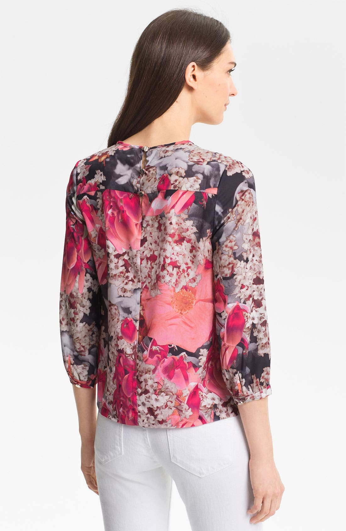 Alternate Image 2  - Ted Baker London 'Digital Bloom' Top