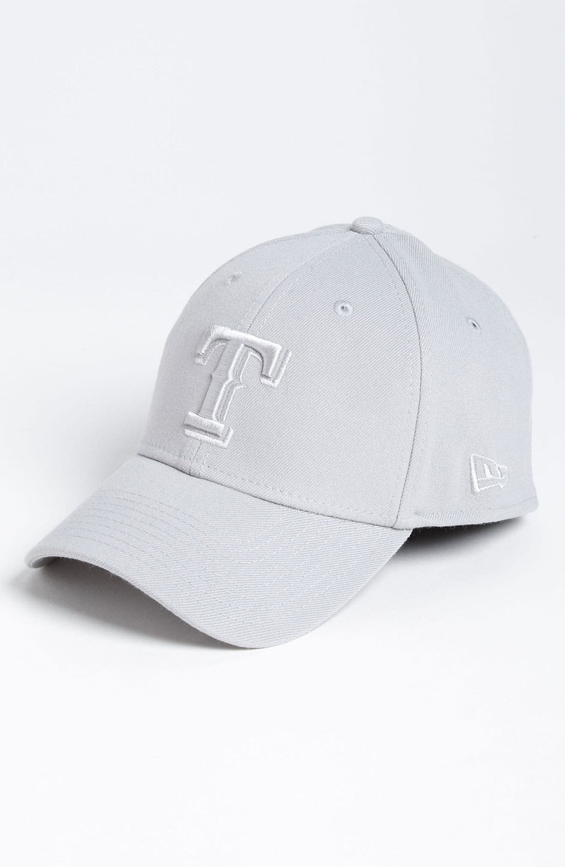 Main Image - New Era Cap 'Texas Rangers - Tonal Classic' Fitted Baseball Cap