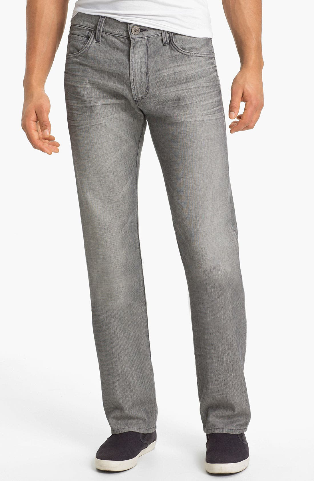 Alternate Image 1 Selected - Citizens of Humanity 'Sid' Straight Leg Jeans (Akis)