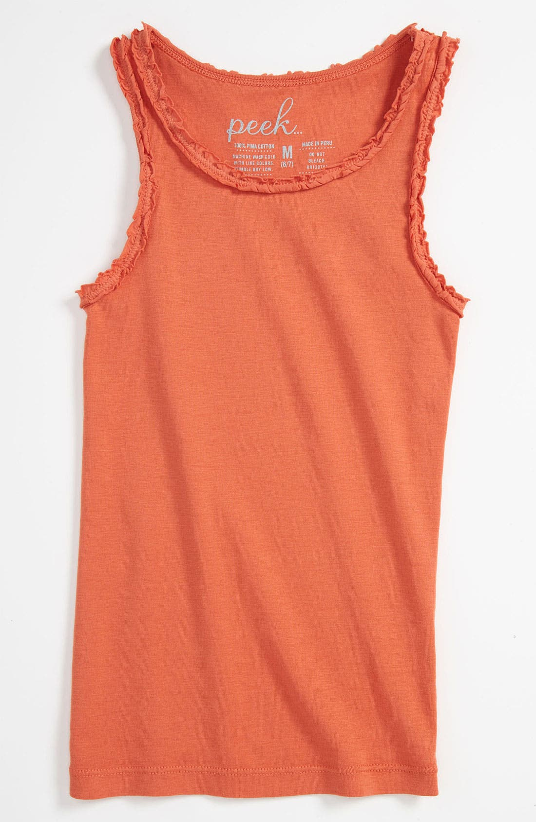 Alternate Image 1 Selected - Peek 'Maribel' Tank Top (Big Girls)