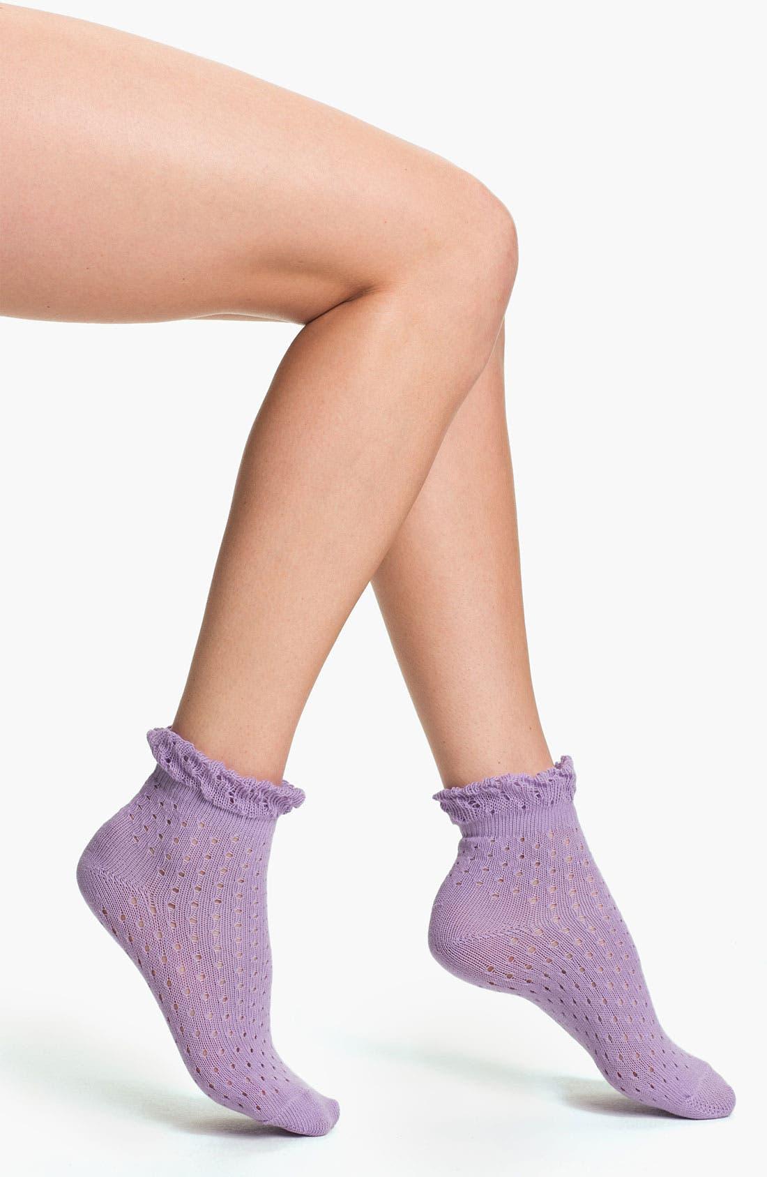 Main Image - Hue 'Sweet Scallops' Anklet