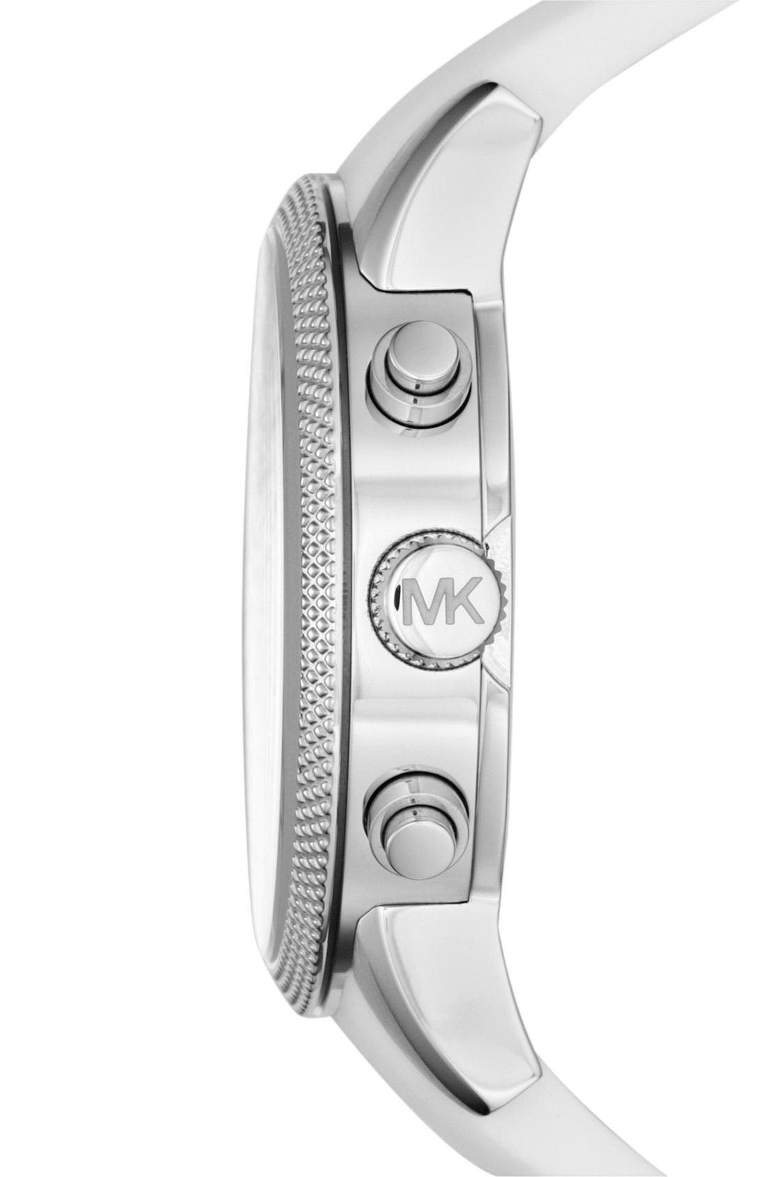 Alternate Image 2  - Michael Kors 'Scout' Chronograph Watch