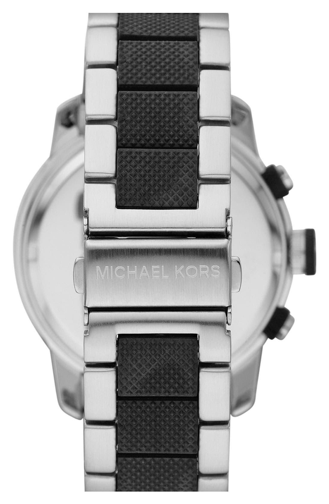 Alternate Image 3  - Michael Kors 'Diver' Chronograph Watch