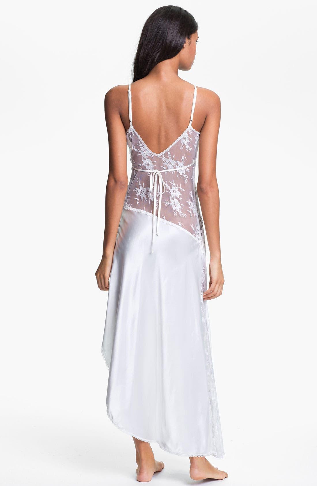Alternate Image 2  - Jonquil 'Casablanca' Nightgown