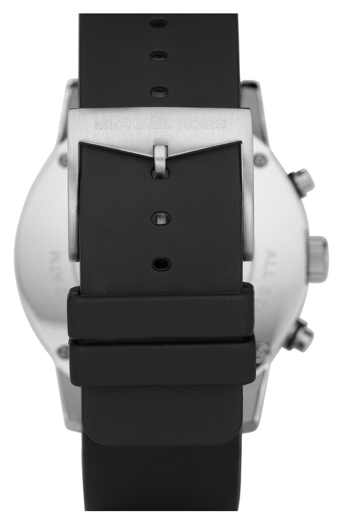 Alternate Image 2  - Michael Kors 'Scout' Chronograph Watch, 43mm