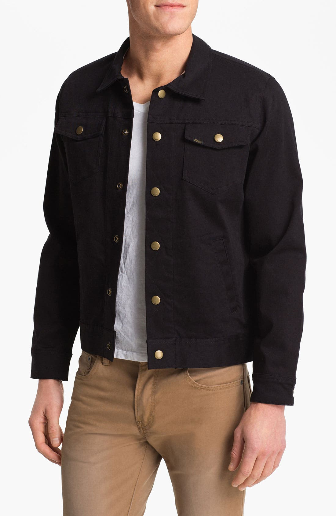 Main Image - Obey 'Uptown Spencer' Jacket
