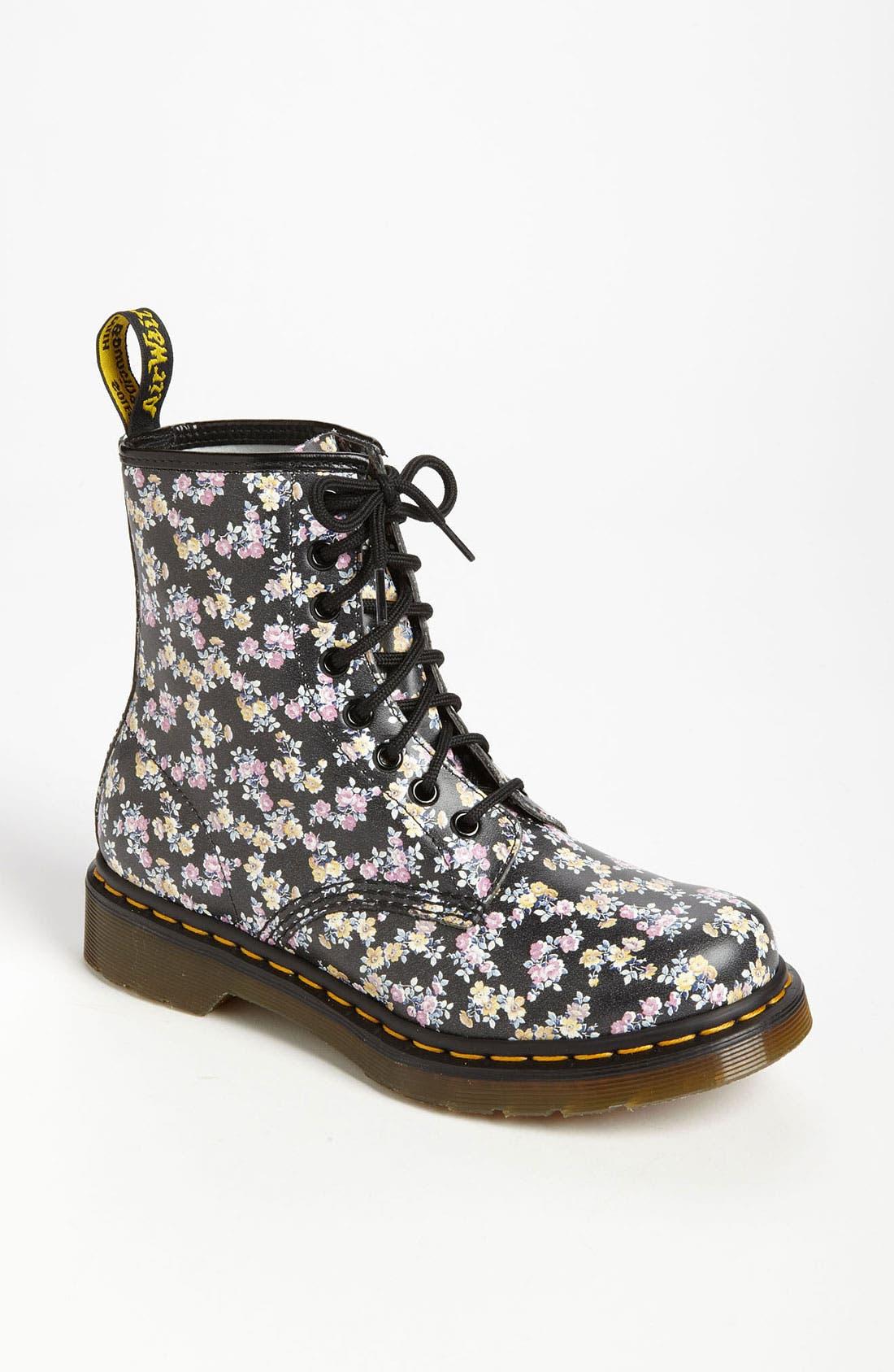 Alternate Image 1 Selected - Dr. Martens 'Mini Tydee' Boot (Women)