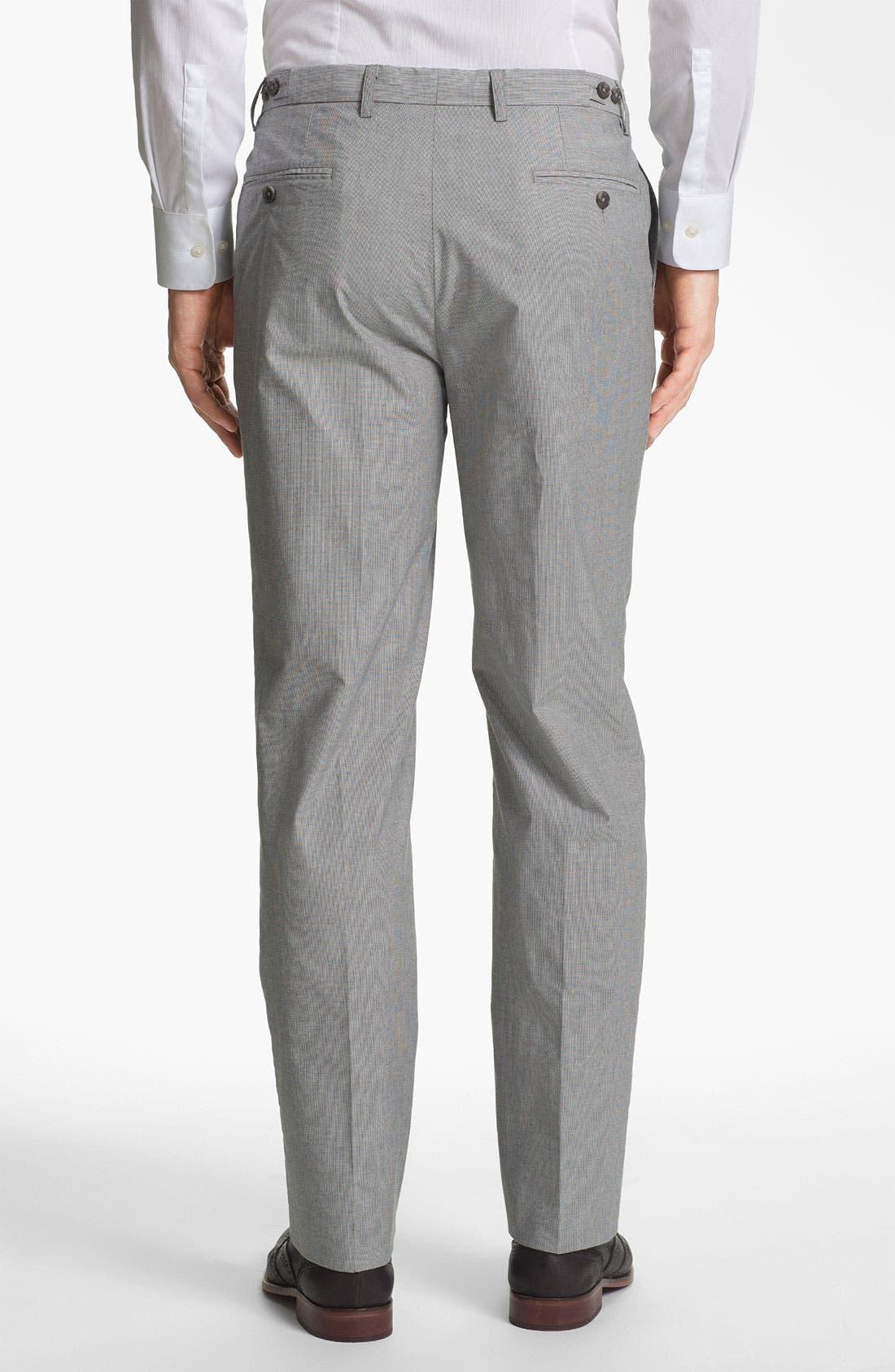 Alternate Image 2  - Calibrate 'Rhoden' Stripe Trousers (Tall)