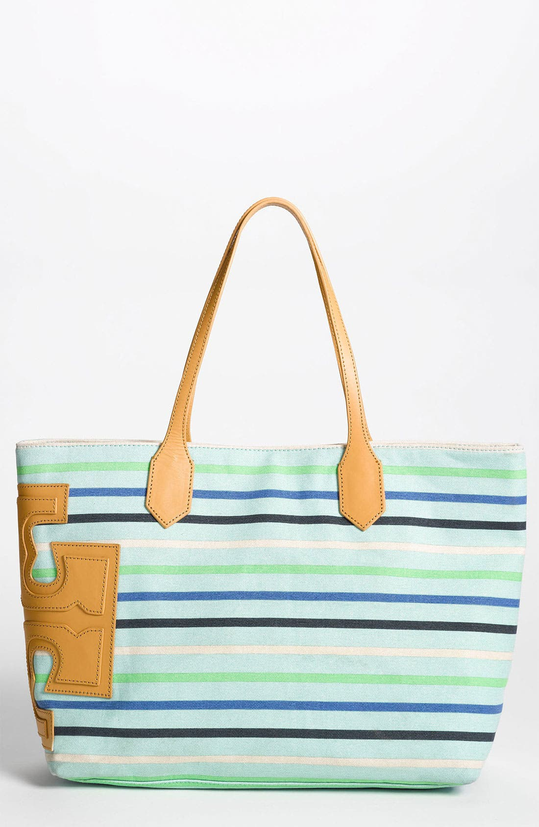 Alternate Image 1 Selected - Tory Burch 'Stacked T' Tote