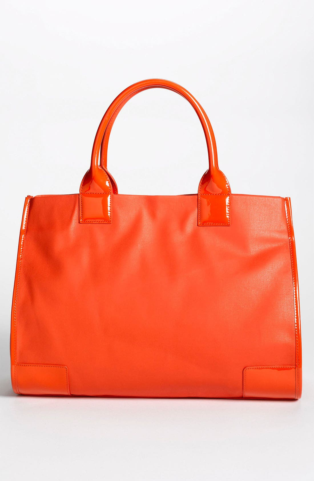 Alternate Image 4  - Tory Burch 'Ella' Dipped Canvas Tote, Extra Large