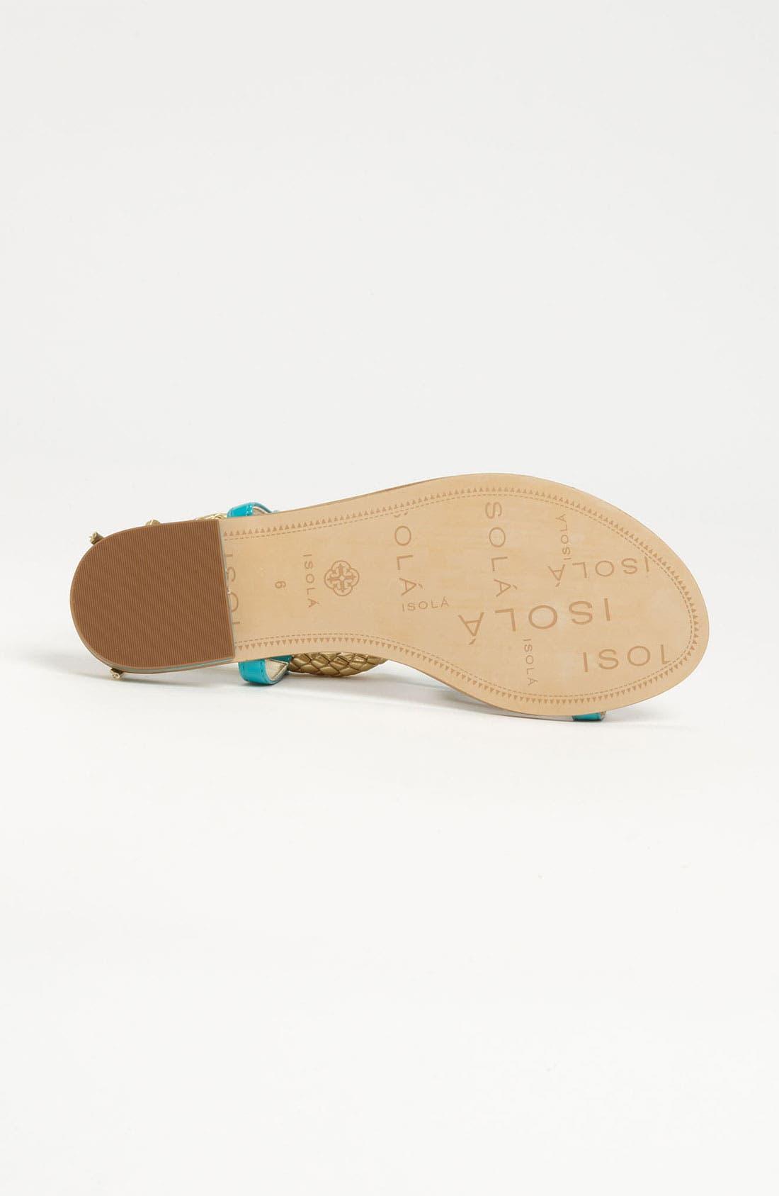Alternate Image 3  - Isolá 'Adena' Thong Sandal